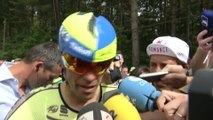 Cyclisme - Tour de France - 9e étape : Contador «Un contre-la-montre honorable»