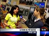 Reportaje del K pop y J pop en Peru America TV Korean Wave SS501 ARASHI