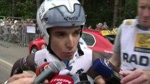 Cyclisme - Tour de France - 9e étape : Bardet et Péraud sont «satisfaits»