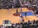Kobe Bryant Finishes 3 Dunks in Game 5 of 2004 Finals