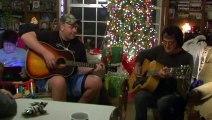 Scott Michael & Robert Keefer sing 'Merry Christmas Baby' Christmas 2012