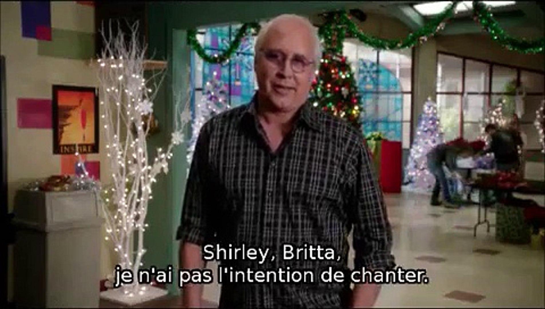 Community Shirley glee