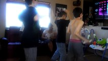 gay boys dancing