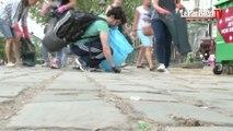Paris : enfin des fêtards «éco-responsables» au Canal Saint-Martin