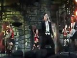 HHN 17 Rocky Horror Picture Show Tribute Time Warp