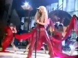 Arabic Shakira Belly Dance Ojos Asi. Shakira dancing star Shakira