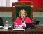 Małgorzata Woźniak - pytanie z 11 czerwca 2015 r.