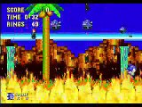 Sonic 3 & Knuckles - Angel Island Zone