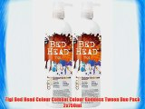 Tigi Bed Head Colour Combat Colour Goddess Tween Duo Pack 2x750ml