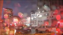 Australian describes New York building collapse