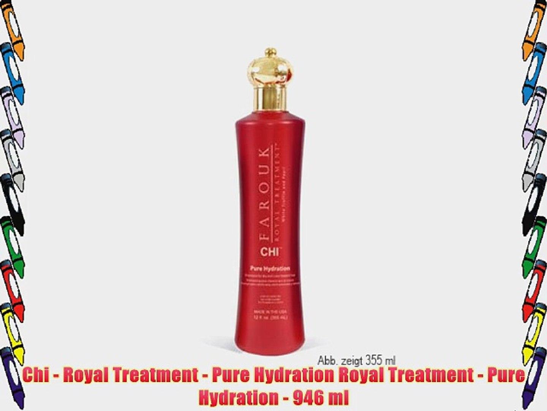 Chi - Royal Treatment - Pure Hydration Royal Treatment - Pure Hydration - 946 ml