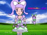 Pretty Cure Microsoft Word- Opening