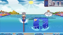 Tom and Jerry Cartoon Game - Tom And Jerry Super Ski Stunts HD 1080p
