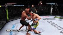 EA Sports UFC - LYOTO MACHIDA NEW TECH