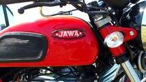 New 2012 Jawa Californian 250 cc , Rally Everdingen ,Treffen Holland .