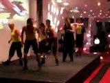 BODYJAM 46 les mills class launch Pump It - Black Eyed Peas