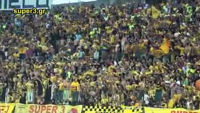 Aris Vs Boca Juniors (ARIS FANS)