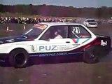 Majówka z BMW - Toruń - Pokaz driftu 02.05.2009 cz.1