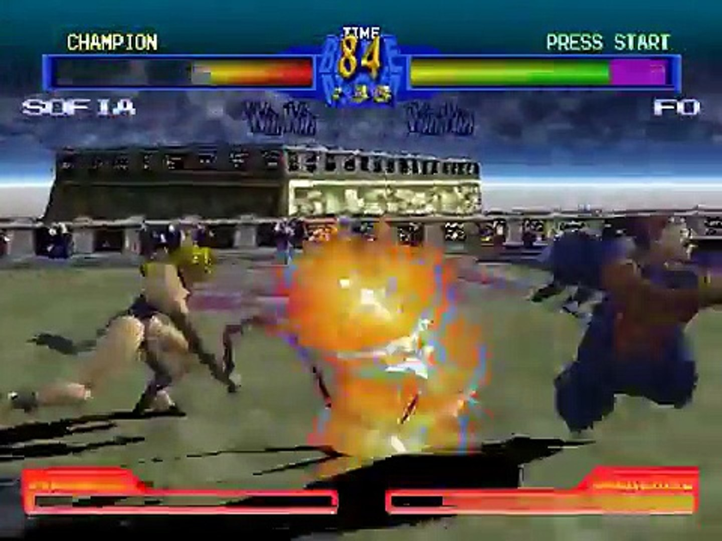 Psx Longplay 050 Battle Arena Toshinden 2 Video Dailymotion