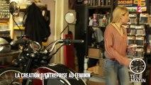 Emploi - La Création d'entreprise au féminin avec Iniative France - 2015/07/13