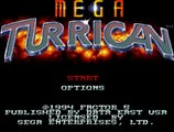 Mega Turrican - Stage 1-1 [Genesis] Music