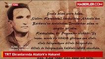 TRT Ekranlarında Atatürk'e Şok Hakaretler!