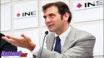 Lorenzo Córdova Consejero Presidente del INE se Burla de los Indígenas  y Piden su Renuncia