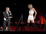 Taylor Swift & Nick Jonas Sing Amazing Duet At Her Concert