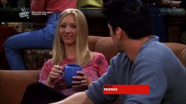 Friends - HD - Phoebe Plans Her Future