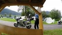 Poland - Sweden - Norway - 2014 Road Trip - SV1000 F800GS MT-01 - Norwegia klip GoPro