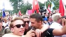 Choc : deux homosexuels se promènent en Russie et vivent un vrai calvaire !