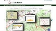 Comment calculer un parcours de randonnée grâce à Openrunner