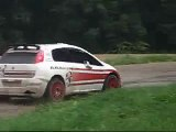 Fiat Grande Punto Abarth S2000 - Test před Barum rally 2007