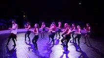 Spectacle de danse Anne Beaucousin cirque d'hiver juin 2015