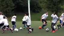 Football Talents - Day 2 - Europe Premier League Academy Structure Training