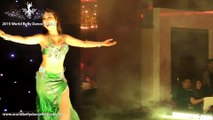 2015 World Belly Dance Festival - Opening Gala Show, Oriental Dance by Mijin Kang