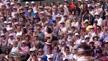Roger Federer vs Andy Murray Wimbledon 2015 SF Highlights HD