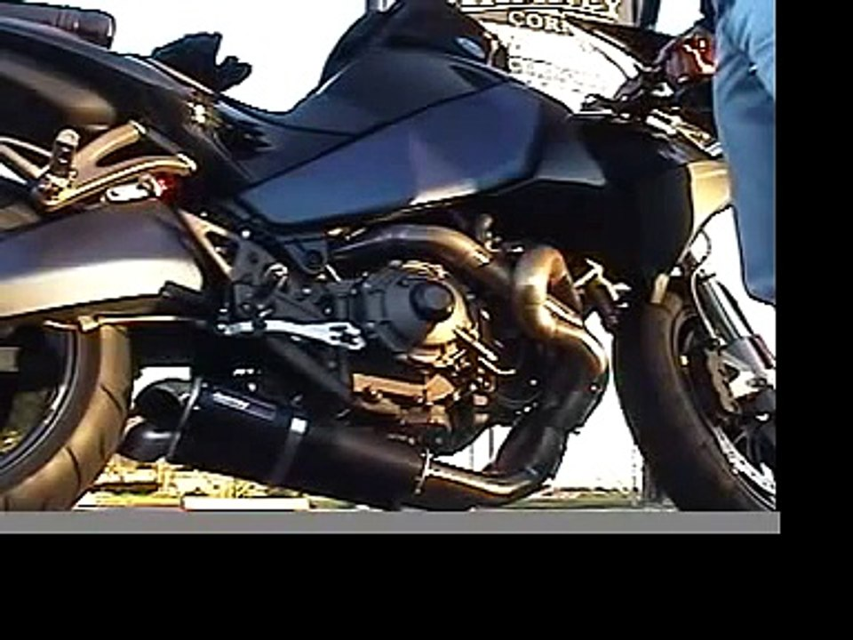 Buell Free Spirits Full Exhaust