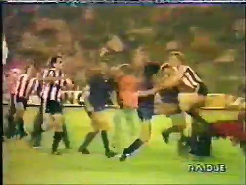 Football (Soccer) Fights