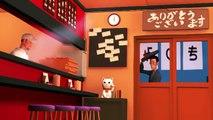 I LOVE RAMEN! SALARYMEN HD 3D ANIMATION SHORT FILM COMEDY ACTION