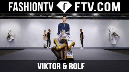 Viktor & Rolf | Paris Haute Couture Fall/Winter 2015/16 | FashionTV