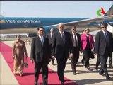 Le Premier ministre vietnamien entame une visite officielle en Algérie