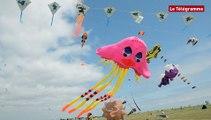 Sarzeau (56). Des dizaines cerfs-volants dans le ciel de Penvins