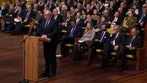 Frans Timmermans legt eed van onafhankelijkheid af voor het Europees Hof van Justitie