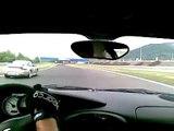 Porsche Boxster S Most Circuit 04.06.2008 - on board camera