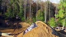 Nouvelle figure en BMX - Premier Quad Backflip réussi - Jed Mildon