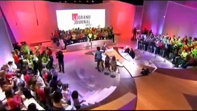 Louise Bourgoin en noire par Louise Bourgoin LU A LA TV