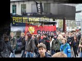 This was the GLOBAL EDUCATION STRIKE 2012 (footages from ~35 cities worldwide)