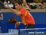Wang Liqin VS Joo --- Swedish Open 2007