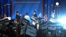 Présidentielles américaines: le républicain Scott Walker candidat